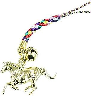 [Barzaz(バルザス)] 午 根付け 干支 十二支 縁起物 開運 幸運 運 午年 馬年 うまどし 和風 小物