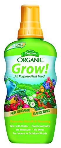Espoma GR24 2-2-2 Organic Grow, 24 oz Fertilizer,...