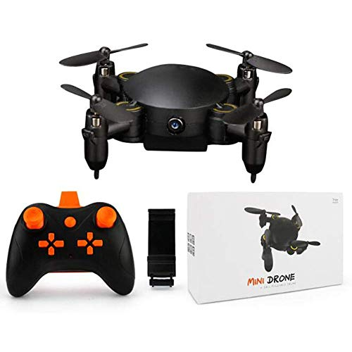 Mini Opvouwbare WiFi RC Quadcopter met HD Camera Luchtfotografie FPV Drone 3 Speed ​​verstelbare Altitude Hold 3D Flip Traject Flight for Boys Gift lili