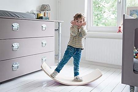 Wobbel Original Balanceboard mit Filz