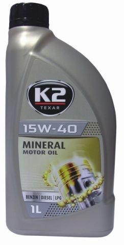 ZentimeX 15w40 Motoröl Öl 1 Liter Mineral ACEA A3/B3/B4, API SL/CF