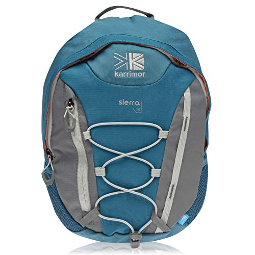 Karrimor Unisex Sierra 10 Backpack Back Pack Drawstring Compact Lyons One Size
