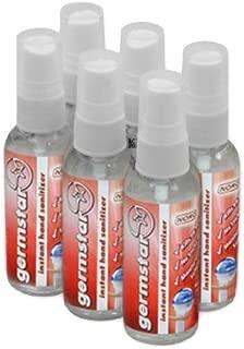 Germstar Noro 2oz Hand Sanitizer Spray Bottles (6/case)