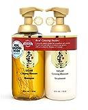Daeng Gi Meo Ri Ki Gold Ginseng Blossom Shampoo & Treatment Set [Real Ginseng Inside!] 710ml + 710ml...