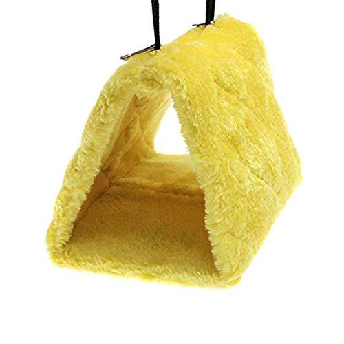 Henreal Vogel hangmat Hangmat Hanggrot kooi pluche knuffeltent Bed Koei papegaai speelgoed