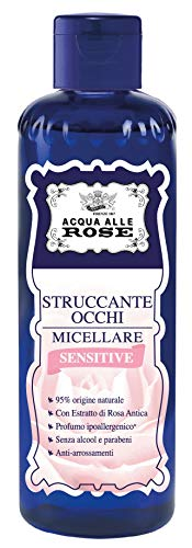 Acqua alle Rose Struccante Occhi Sensitive - 150 ml