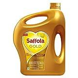 Saffola Gold, Pro Healthy Lifestyle Edible Oil - 2 L Jar