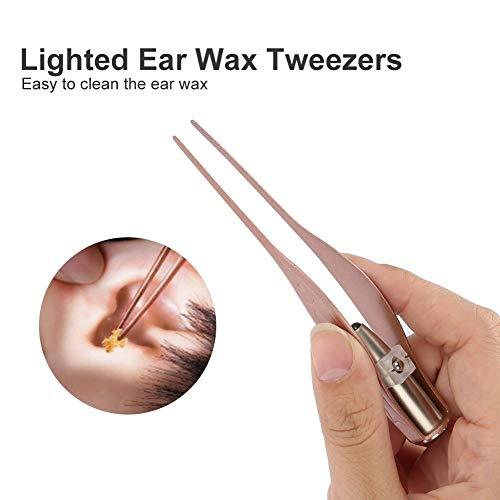 『耳掃除ツールイヤークリーナー耳かきセット』