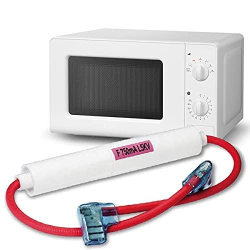 MovilCom - Fusible microondas 750mA / 5kv - Fusible alta tensión microondas 5kv 0,7A