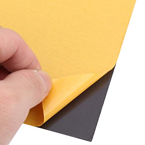 Heat Printing Platform Sticker, Better Adhesion Hot Bed Sticker, Composite Magnetic Material, for Home Office