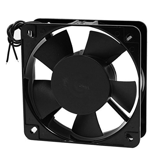 Ventilador industrial DealMux armario eléctrico axial, 135 mm x 135 mm, 220...