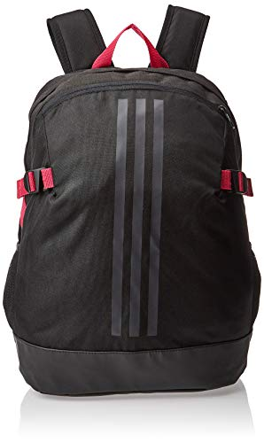 adidas BP Power IV M Mochilla de Deporte, Unisex Adulto, Black/Black/Grey Five