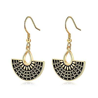 RBG Dissent Collar Earrings for Women, S925 Ste...