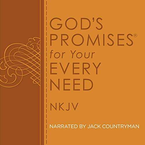 God's Promises for Your Every Need cover art