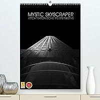 Mystic Skyscraper - Architektonische Meisterwerke (Premium, hochwertiger DIN A2 Wandkalender 2022, Kunstdruck in Hochglanz): Verschiedene Hochhaeuser die durch die Art der Bearbeitung mystisch wirken (Monatskalender, 14 Seiten )