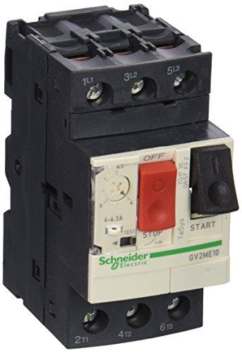 Schneider Electric, Interruttore del motore nero SC5GV2ME10, B0018L1MAW