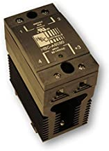 HBControls HBC-690CHAA Solid-State Relay Power Controller with HBC-A6090 Solid-State Relay, 600Vac / 40 Amp Zero-Crossing Output, 90-140Vac Input, DIN Mount, Stripwire Termination