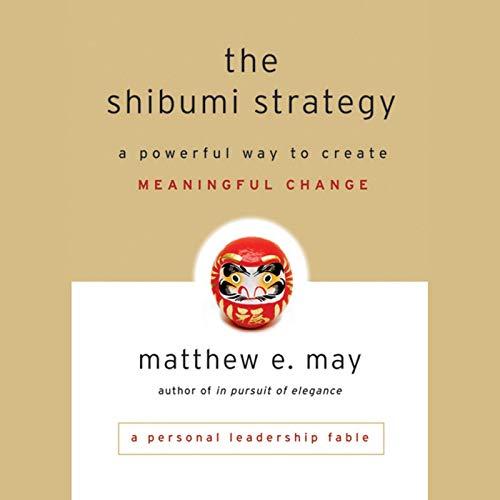 The Shibumi Strategy cover art