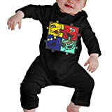 Sesame Street Autism Awareness Puzzle Baby Playsuit Long Sleeve Outfits Infant Boys Girls Rompers 0-24 Months Babies Jumpsuit Clothes Kids Playsuits Toddlers Outfits