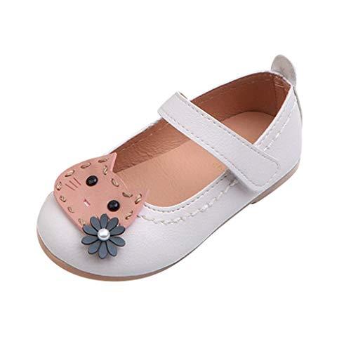 PAOLIAN Zapatos de Princesa Fiesta para Niñas Verano 2019 Sandalias para Bebe Niñas Calzado Vestir...
