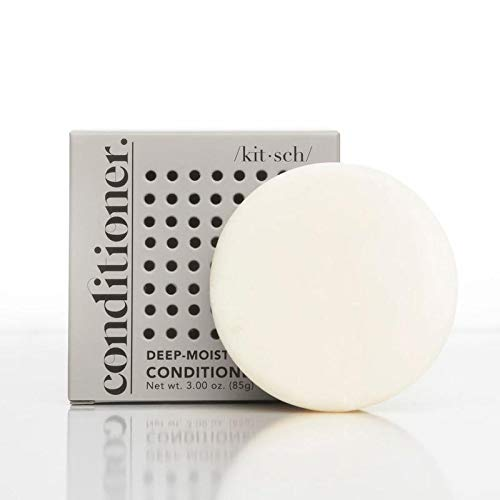 Kitsch Deep- Moisturizing Conditioner Bar with Coconut Oil and Shea...