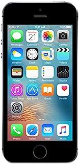 Apple iPhone SE 16GB - Space Grey - Unlocked (Renewed)