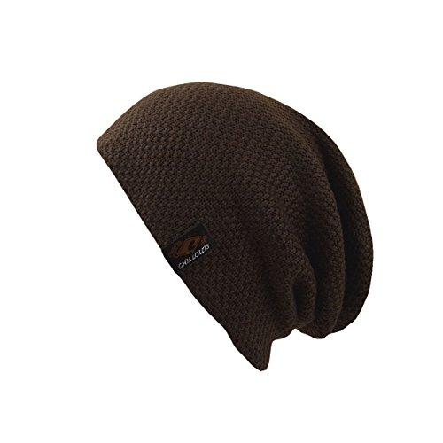 Chillouts Osaka Hat Bonnet pour Adulte Taille Unique Marron - Marron