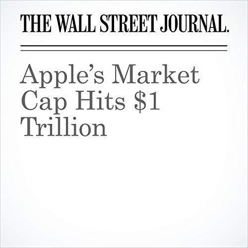 Apple's Market Cap Hits $1 Trillion copertina