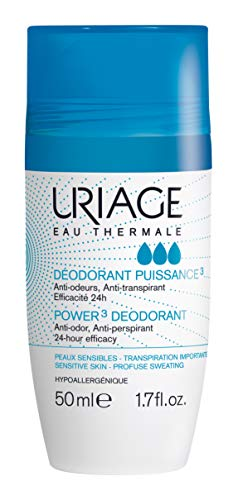 Uriage Eau Thermale Déodorant Bille Puissance 3 50 ml
