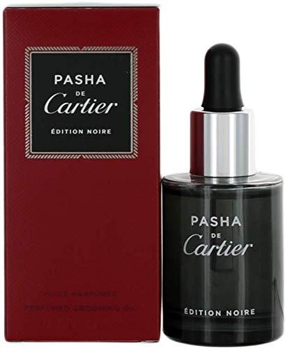 Cartier Aceite Perfumado para barba Pasha Edition Noire 28 ml 28 ml