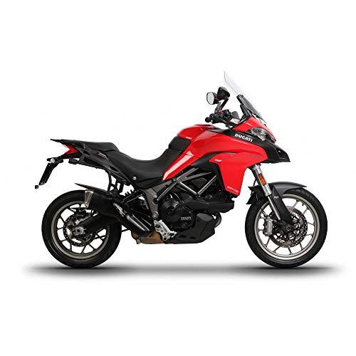 Shad D0ML98IF D0ML98IF-Anclajes Soportes Fijaciones herrajes Maletas Laterales Compatible con Ducati MULTISTRADA 95018