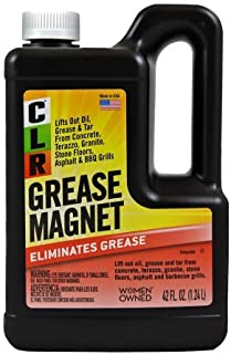 CLR Grease Magnet, Cleaner and Degreaser - 42 oz