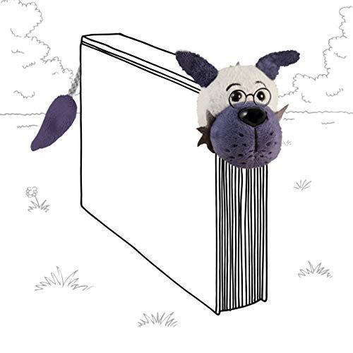 That Company Called If Book-Tails - Marcapáginas infantil, diseño perro