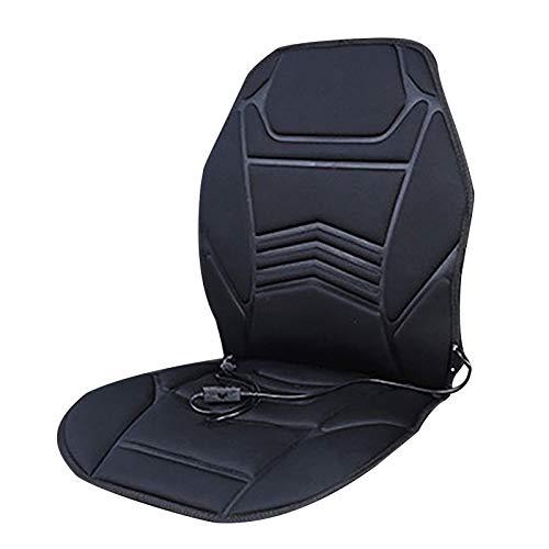 Universal 12V Auto Heizung Sitzbezug Kissen Beheizter Autositz Universal Autositz Winterwärmer Temperaturregler Beheiztes Sitzkissen
