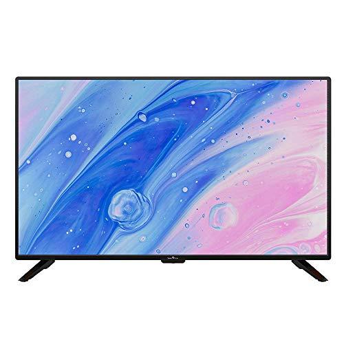 SmartTech SMT40Z30FC1L1B1 100cm (40 Zoll) LED Fernseher (FHD, Triple Tuner (DVB-C/-S2/-T2), 100HZ, HDMI, USB) Schwarz [Modelljahr 2020]