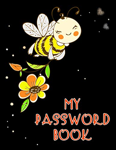 Username and Password Book: A Large Print Password Book:Password Journal: A Password Keeper | Logboo