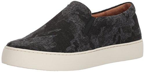Frye Women's Lena Slip ON Fashion Sneaker, Camo, 5.5 M US