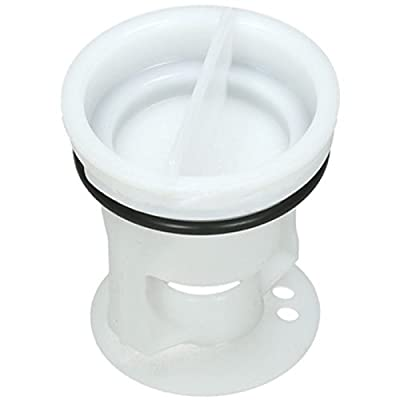 SPARES2GO Drain Pump Filter for Beko Washing Machine - Fitment List B