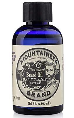 Beard Oil by Mountaineer