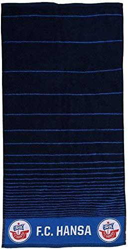 F.C. Hansa Rostock Duschtuch - Baldwin - Handtuch 70 x 140 cm, Badetuch, Towel - Plus...