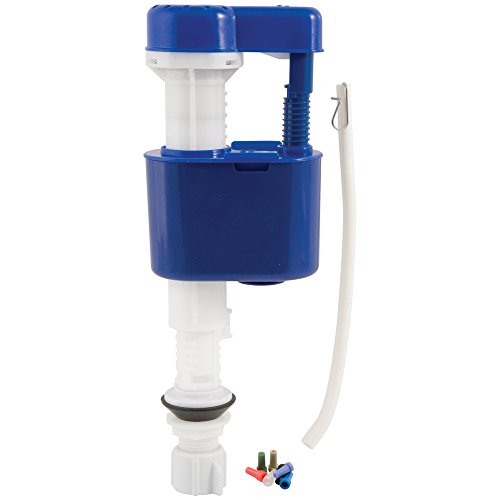Plumbcraft Adjustable Quick Shut Off Perfect Flush Anti-Siphon Toilet Fill Valve