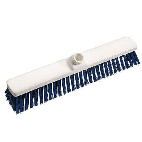 Haug Großraumbesen 40 cm blau Polyester, mittel, ungeschlitzt