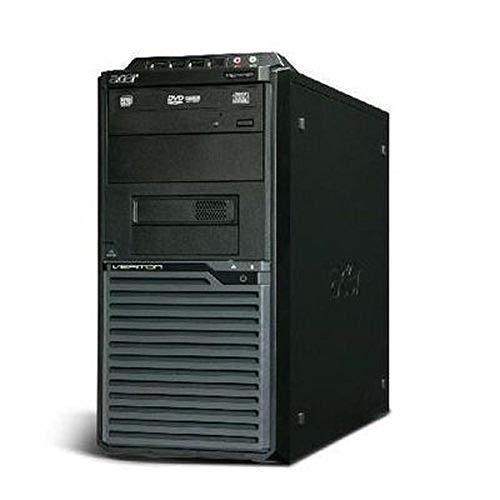 Acer Veriton 275 2.4GHz E6600 Schwarz PC - PCs/Workstations (2,4 GHz, Intel® Core™2 Duo, E6600, 4 GB, 500 GB, Windows 7 Professional)