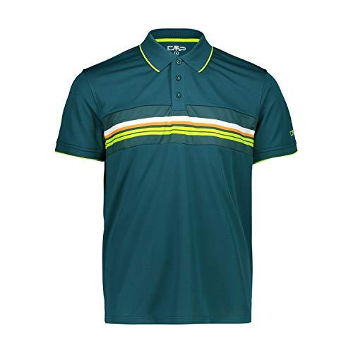 C.P.M. T- Shirt Con Tecnologia Dry Function Homme, Plutone, 52