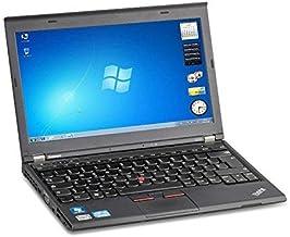 Lenovo ThinkPad X230 Intel i5 – 3320 m CPU 12,5 zoll (Intel Core i5 3320 m @ 2,60 GHz, 16 GB de RAM, 256 GB SSD, Win 10 Pro 64 bit) (reacondicionado)