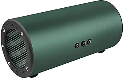 MINIRIG Subwoofer Portable Rechargeable Bass Speaker - 80 Hour Battery - Green from Pasce Ltd