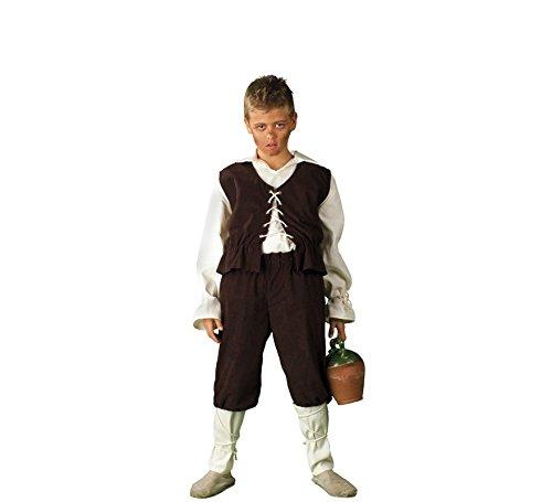 Disfraz de Escudero Medieval para nio