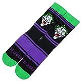 Calcetines divertidos para el Joker, calcetines largos para cosplay en casa, fiestas, viajes, etc, D-4pares, talla única