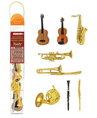 Safari Ltd Musical Instruments TOOB