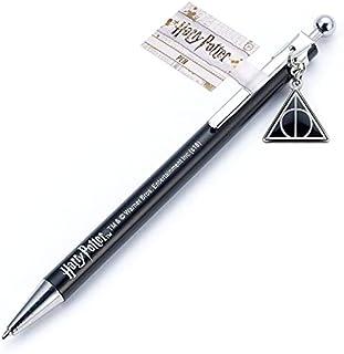 Harry Potter Deathly Hallows Penna, nero